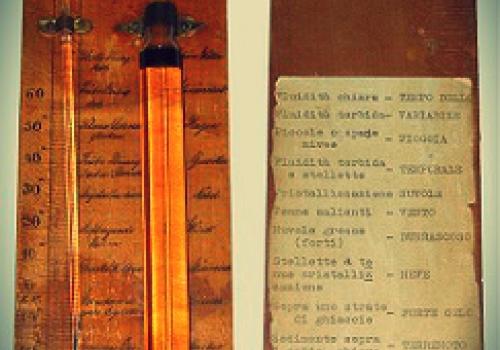 Il Baroscopio di Cavriana