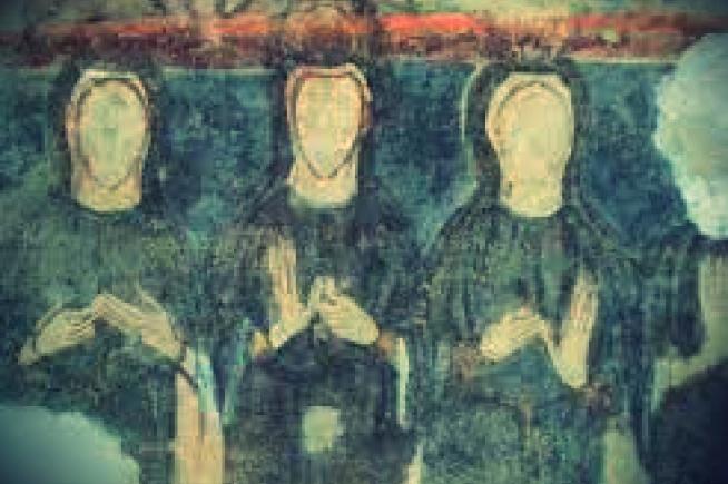 le Monache senza volto