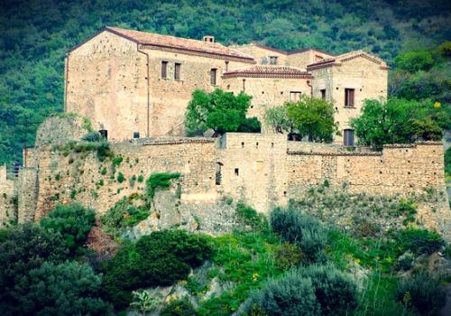 La poetassa fantasma del castello di Valsinni