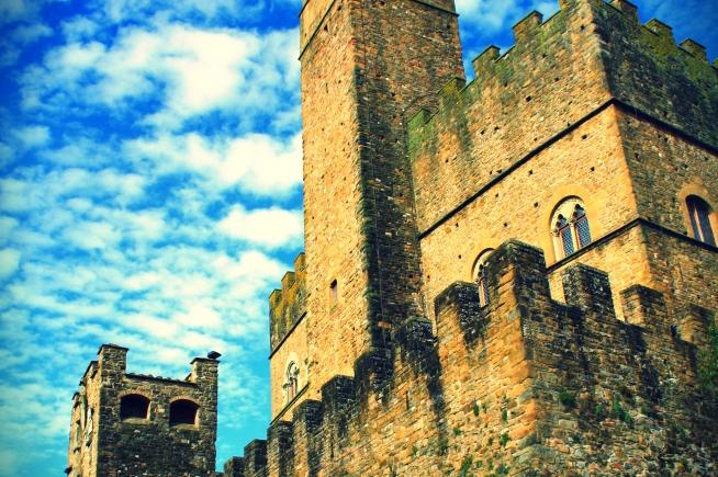 Poppi e il Castello dei Conti Guidi