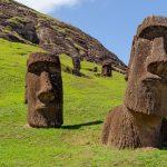 #Isola di #Pasqua e il #mistero delle #statue che camminano.