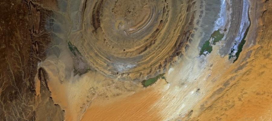 L'#Occhio del #Sahara rimane un #mistero