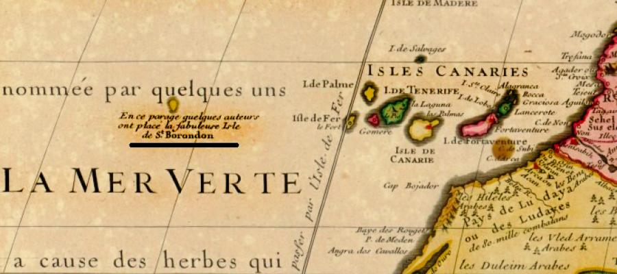 L'#isola #fantasma delle #Canarie