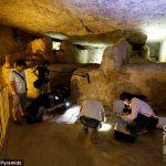 Due cavità #nascoste sotto la #Piramide di #Giza: #mistero in #Egitto