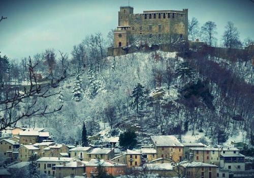 I Misteri del Castello di Zavattarello