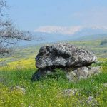 Israele, scoperto #dolmen gigante Il #mistero delle incisioni