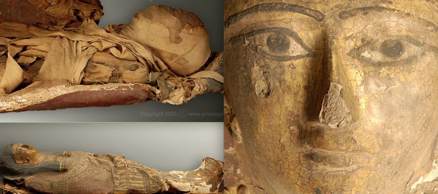 Il mistero della Mummia di Brissago.
