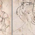 #Michelangelo, #trovato autoritratto #segreto/ Caricatura in un disegno? Messaggi #nascosti dell'artista