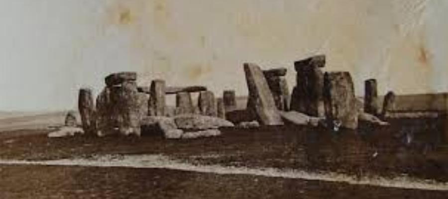 #Stonehenge non e' quello che sembra!